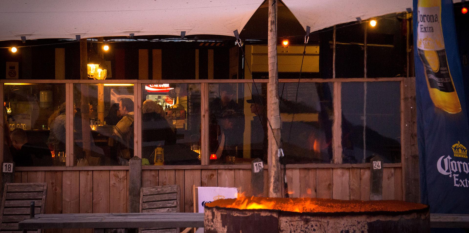 Steel Creek Beach Grill restaurant