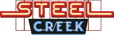 Steel Creek logo retina